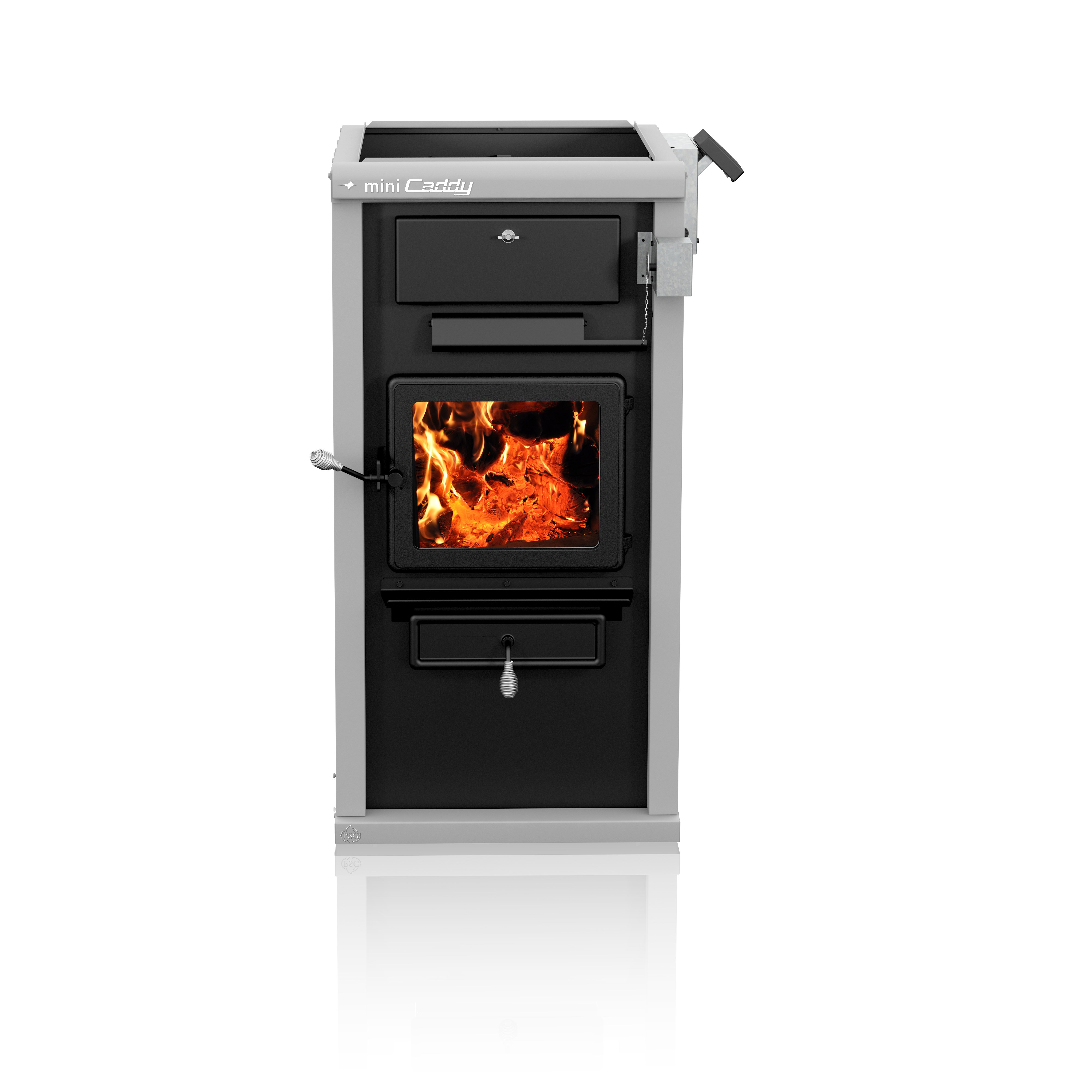 Wood furnace for home - Mini-Caddy | Caddy Furnaces